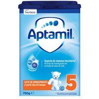 爱他美(Aptamil)婴幼儿配方奶粉5段
