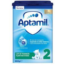 爱他美(Aptamil)婴幼儿配方奶粉2段