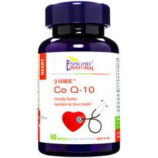 爱司盟辅酶Q10300mg软胶囊60粒/瓶