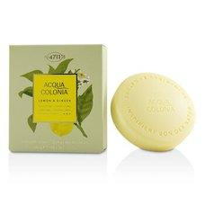 4711柠檬与生姜沐浴皂香薰皂100g/3.5oz