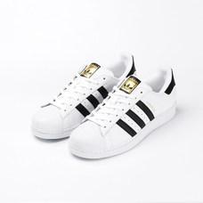 Adidas三叶草金标贝壳头男女运动鞋C77124/白色/43/双