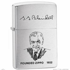 芝宝打火机zippo正版男士磨砂黑煤油zppo个性创意原装200FL/盒
