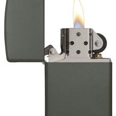 芝宝打火机zippo正版男士磨砂黑煤油zppo个性创意原装221/盒