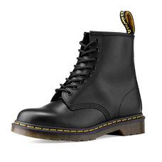Dr.Martens马汀博士1460经典光面8孔鞋黑