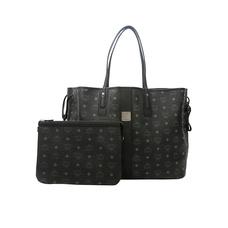 MCM双面购物袋女士手提包子母包