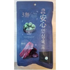 HongDaeGam洪大监安心韩国牛肉干(1袋装)70g/袋