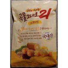 KEMY精烘21种谷物芝士软芯脆脆棒(1袋装)